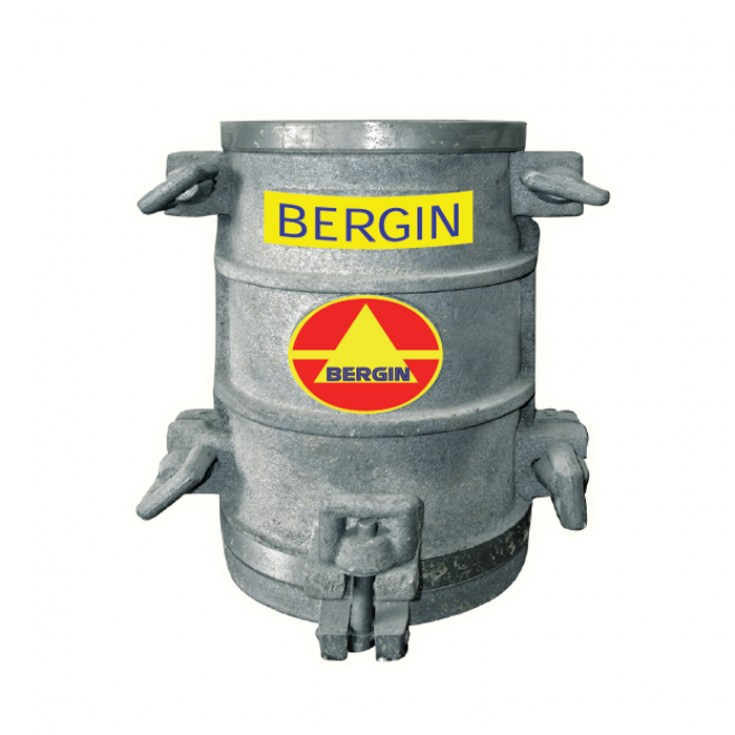 Mould-concrete-cylinder